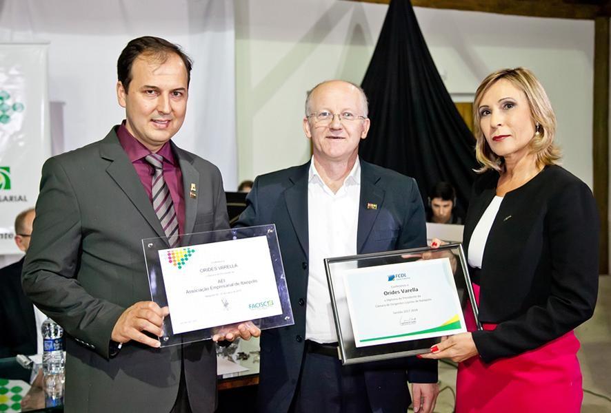 Diretoria da AEI e CDL de Itaiópolis é empossada