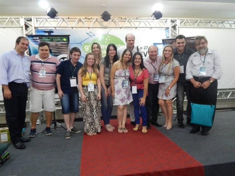 AEI participou da 9a Convenção das Soluções Empresariais da Facisc em Brusque!