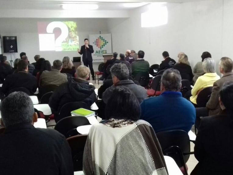 Programa de Desenvolvimento Econômico Local - DEL poderá ser implantado em Itaiópolis