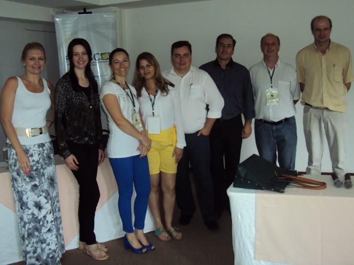 Executivos do Sistema Facisc reúnem-se em Florianópolis