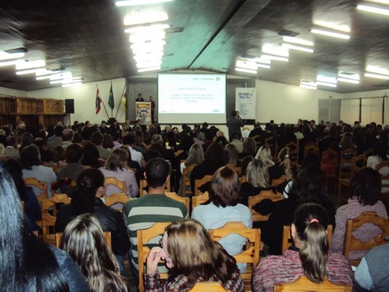 AEI participou da Audiência Pública em favor da  Expansão da Universidade Federal Fronteira Sul no Planalto Norte