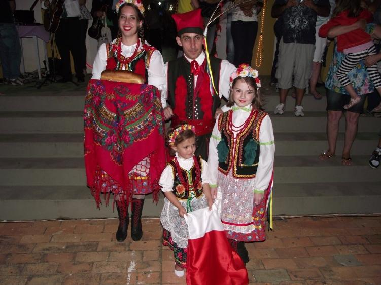 Participe do Natal Encantado Polonês em Paraguaçu