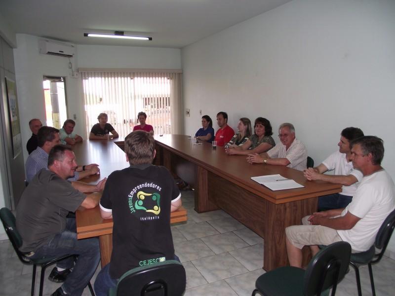 AEI movimenta os empresários em prol da segurança do municipio