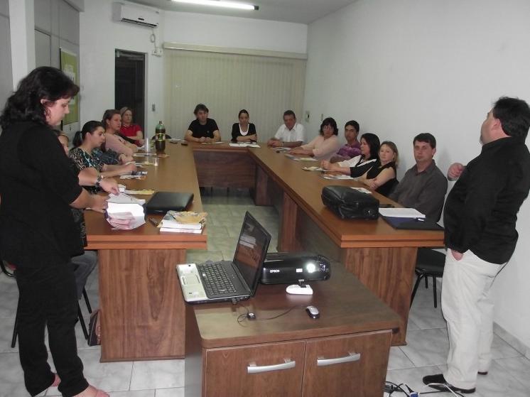 AEI proporcionou encontro dos empresários com Sindicato de Canoinhas