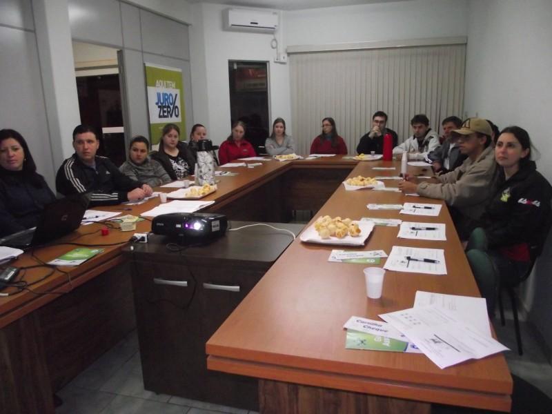 CDL de Itaiópolis realiza treinamento sobre o novo sistema de SPC