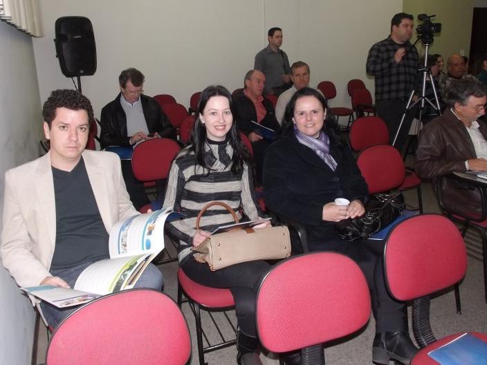 Associação Empresarial de Itaiópolis participou da apresentação do Programa Nova Economia Catarinense