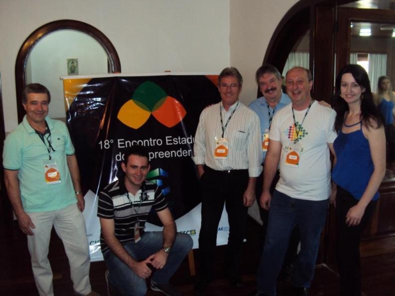 AEI participa do Encontro Estadual das ACIs em Treze Tílias