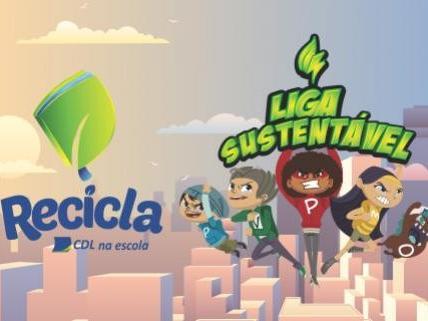 CDL de Itaiópolis participa do Programa Recicla CDL na Escola