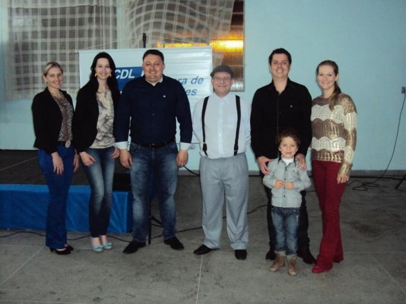 Palestra realizada pela CDL de Itaiópolis foi um sucesso