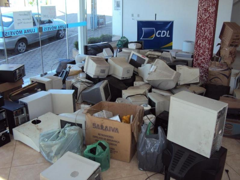 Recicla CDL em Itaiópolis