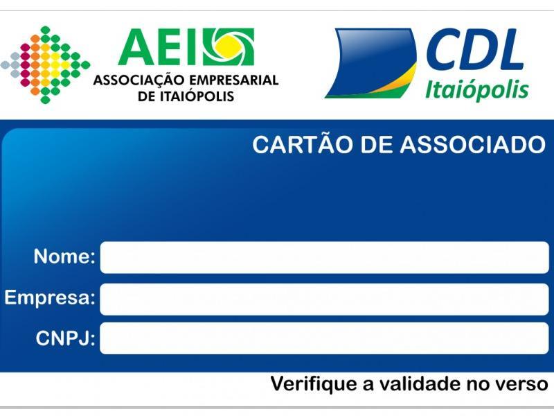 Lançamento Cartão de Associado AEI e CDL
